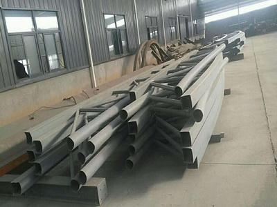 钢结构桁架加工4