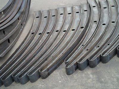 钢结构车棚挑加工1