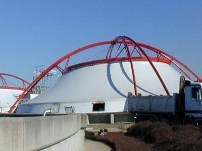 长春市朝阳区环境卫生保洁管理处污水池膜结构